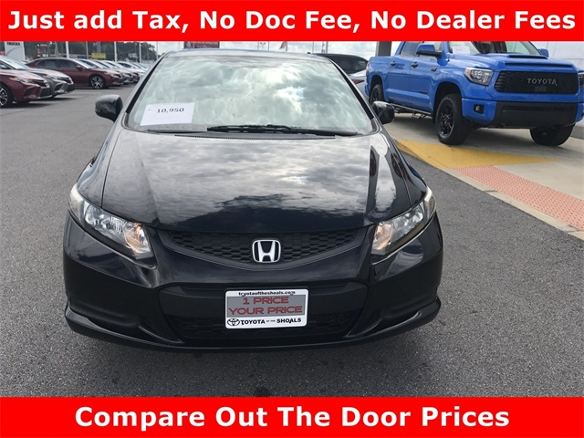 Pre Owned 2013 Honda Civic EX