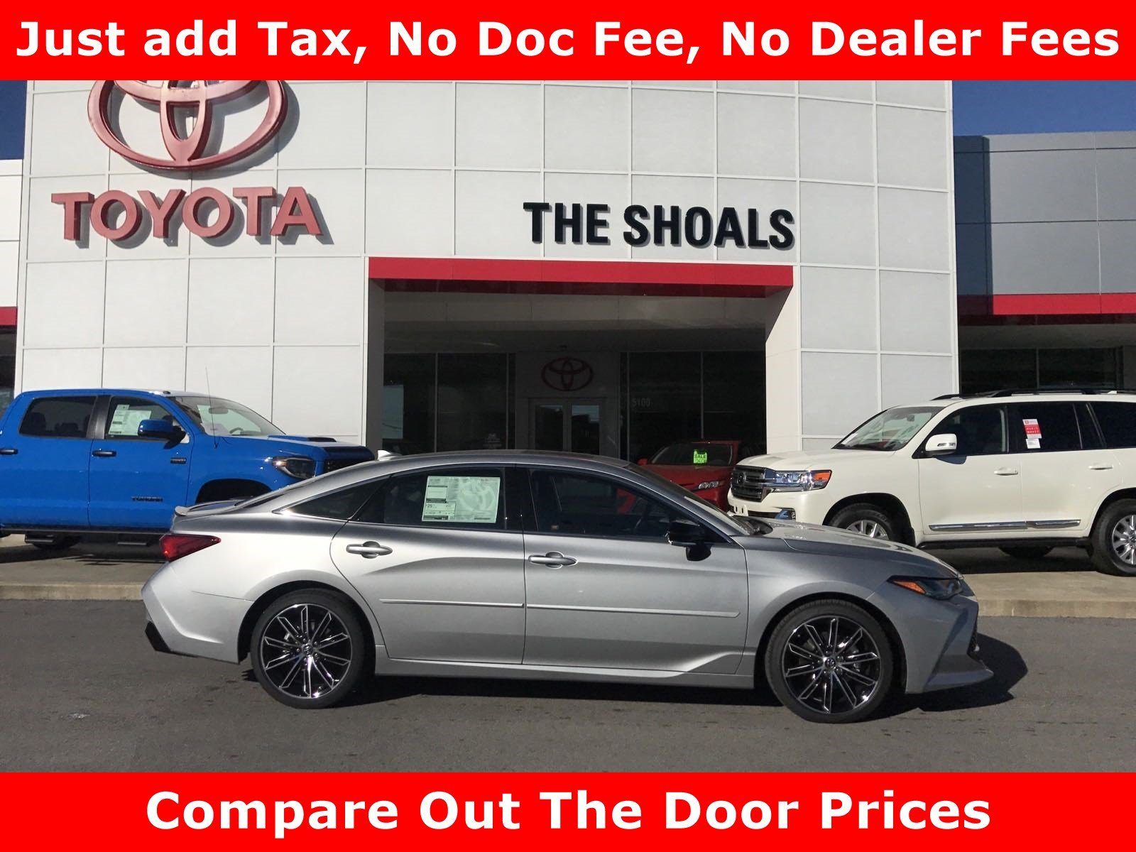 New 2019 Toyota Avalon Touring 4dr Car In Tuscumbia 0c190101