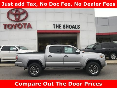 New 2019 Toyota Tacoma 2WD Limited