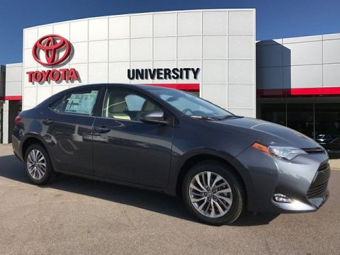New 2018 Toyota Corolla LE Eco w/Package 1